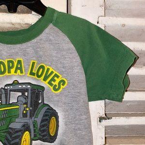 John Deere Shirts & Tops - John Deere Tractor Short Sleeve Shirt